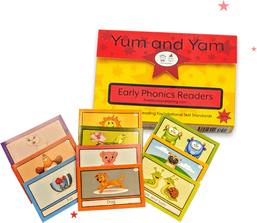 Yum-and-Yam-Early-Phonics-Readers