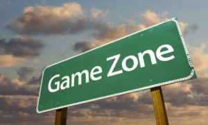 game-zone-sign
