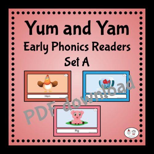 Yum-and-Yam-Early-Phonics-Readers-Set-A-PDF