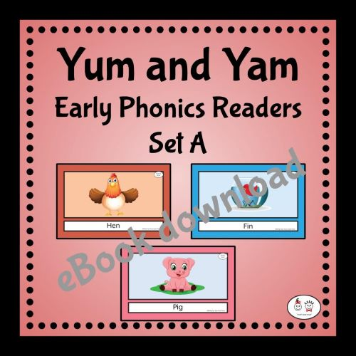 Yum-and-Yam-Early-Phonics-Readers-Set-A-eBook