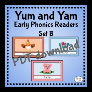 Yum-and-Yam-Early-Phonics-Readers-Set-B PDF