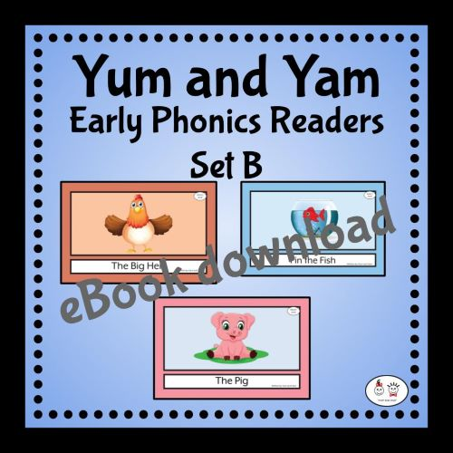 Yum-and-Yam-Early-Phonics-Readers-Set-B-eBook